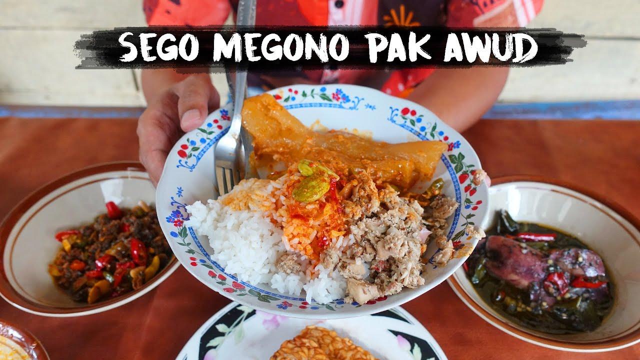 Sego Megono Kuliner Khas Pekalongan Jawa Tengah