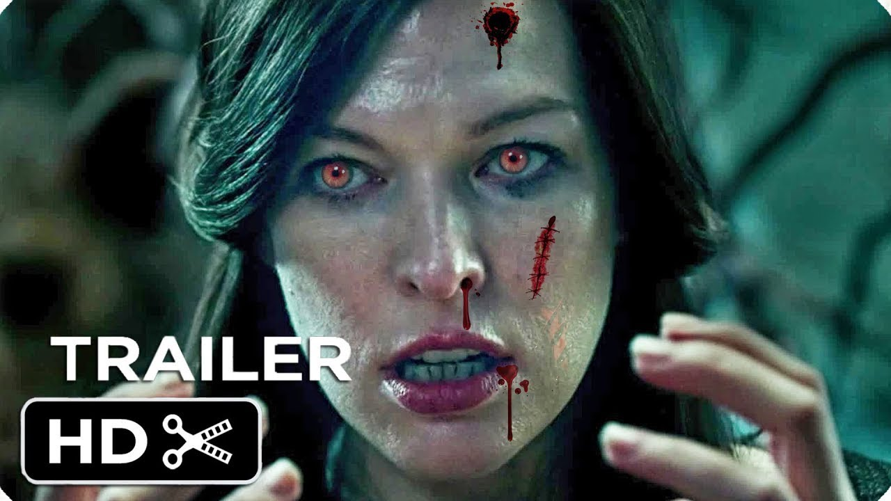 Trailer Film Resident Evil 8 (2021)