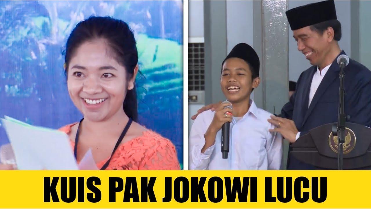 Video Ketawa Pak Jokowi Ketemu Janda Super Bikin Ketawa…