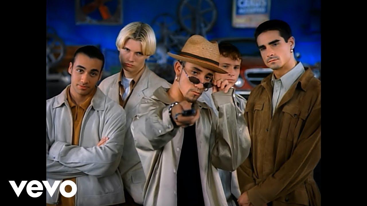 Backstreet Boys – As Long As You Love Me (Official HD Video)