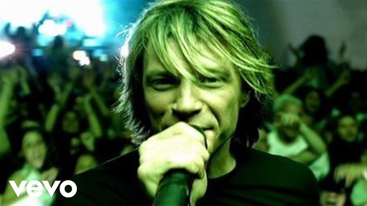 Bon Jovi – It's My Life (Official Music Video)