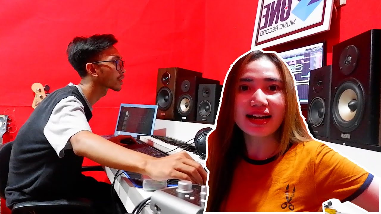 Cewek Cantik Dara Ayu Bertengkar dengan Arranger S-One Studio