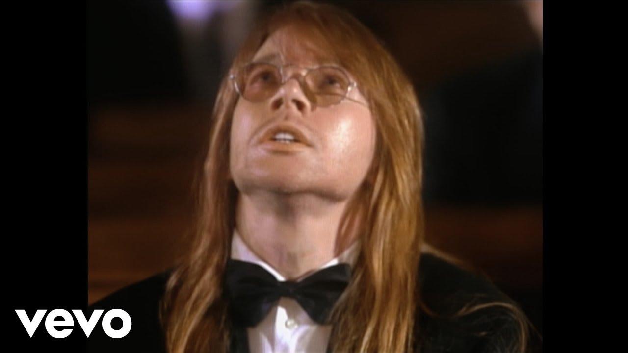 Guns N' Roses – November Rain (Official Music Video)