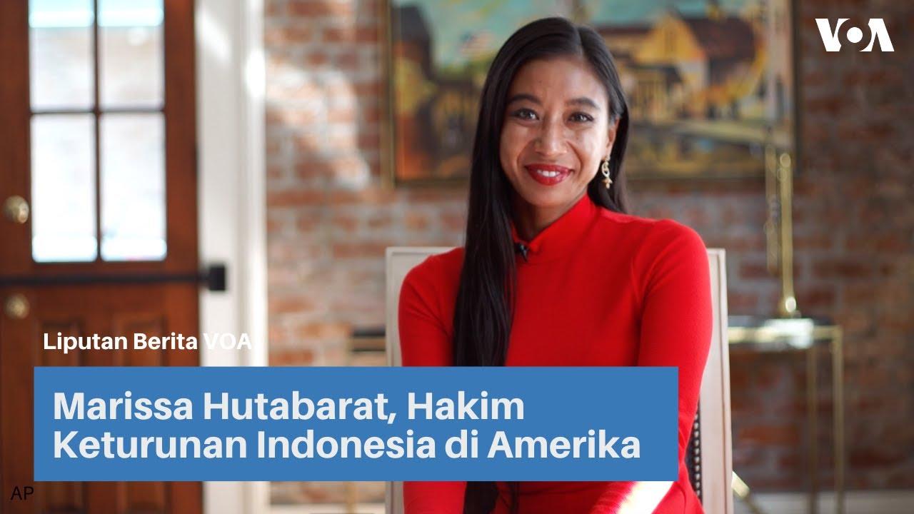 Hakim Keturunan Indonesia di Amerika