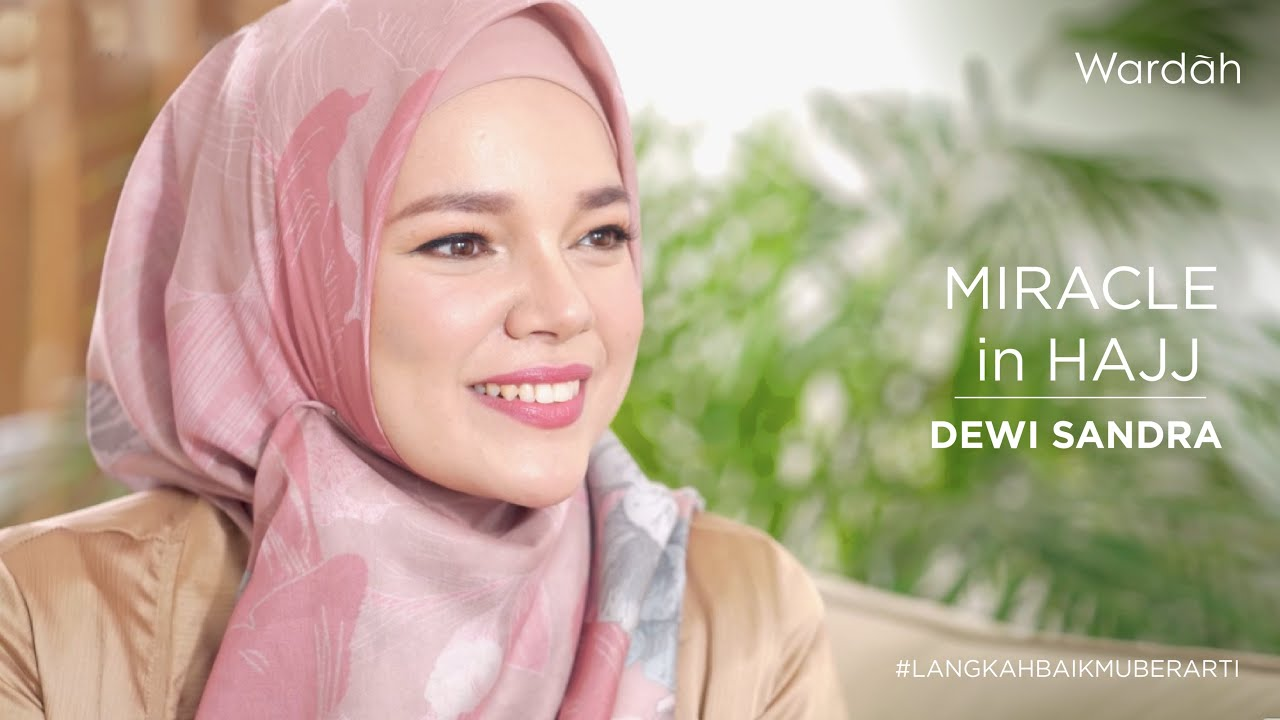 Keajaiban Ibadah Haji – Heart to Heart with Artis Indonesia Dewi Sandra