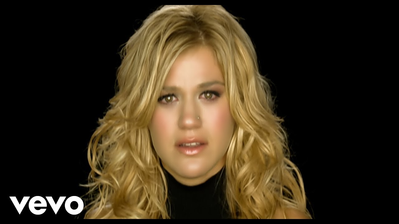 Kelly Clarkson – Because Of You (Official Video)