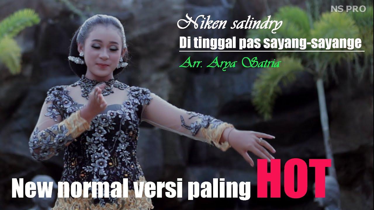 Niken Salindry Cover Nyanyi Lagu Ditinggal Pas Sayang Sayange