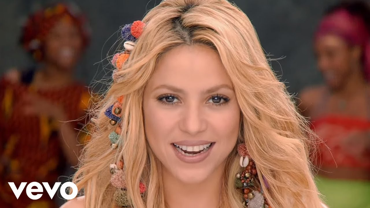 Shakira – Waka Waka (This Time for Africa) (The Official 2010 FIFA World Cup)