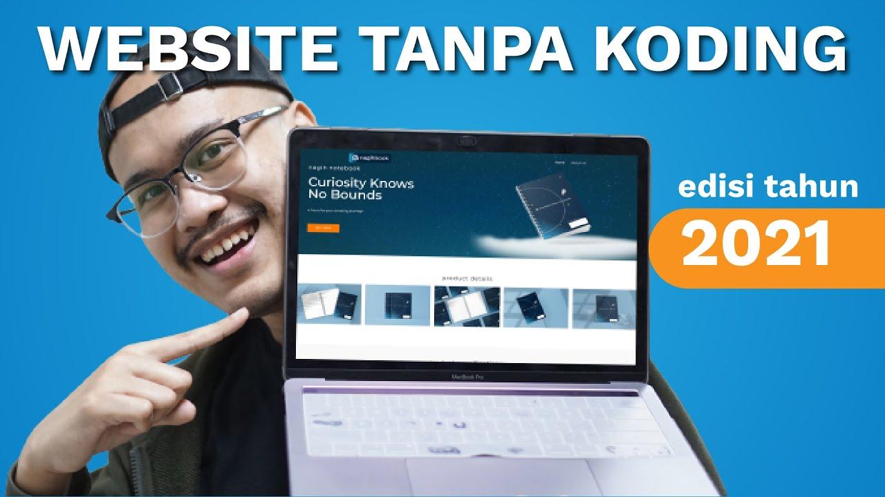 Tutorial Membuat Website Tanpa Coding Dengan WordPress