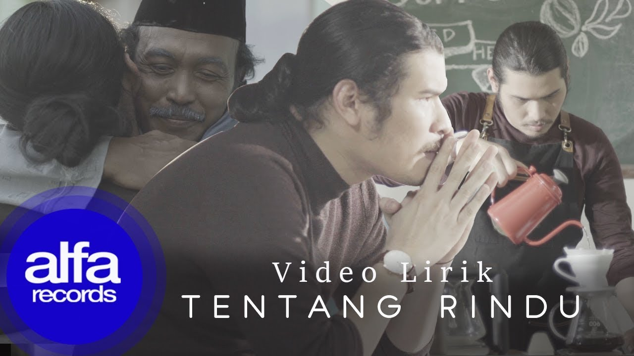 Virzha – Tentang Rindu Video Lirik