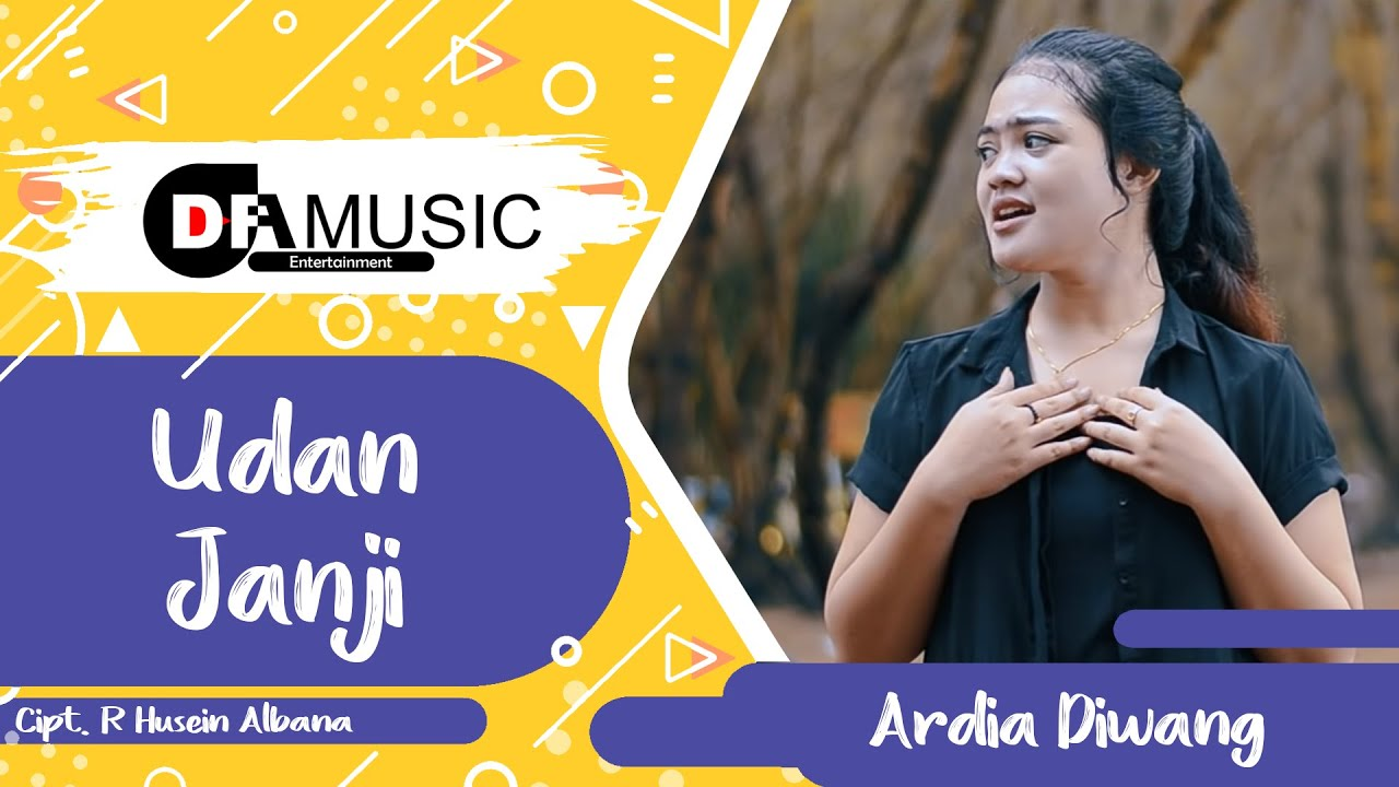 Ardia Diwang – Udan Janji (Official Music Video)