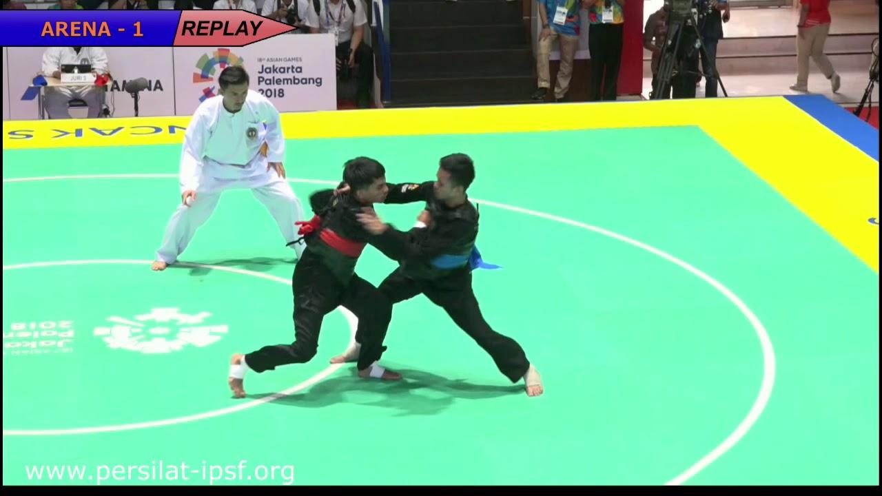 Asian Games 2018 Final Class B Male (Malaysia Vs Indonesia)
