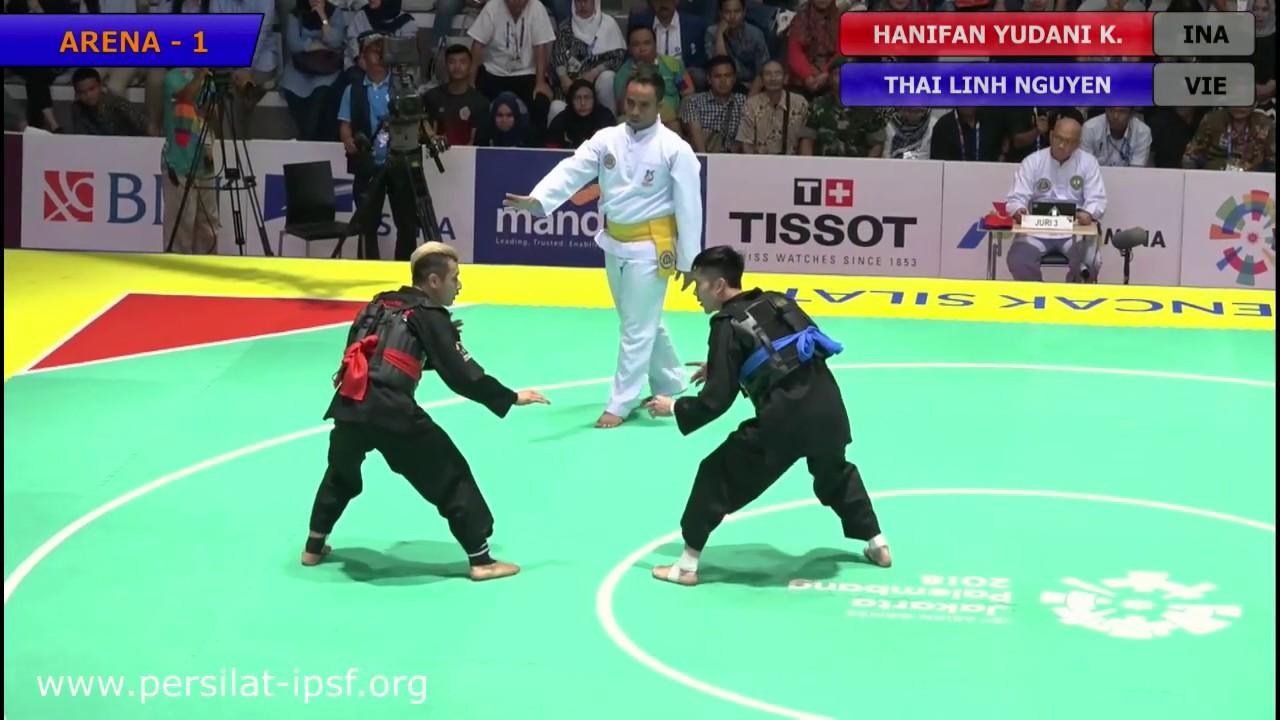 Asian Games 2018 Final Class C Male (Indonesia Vs Vietnam)