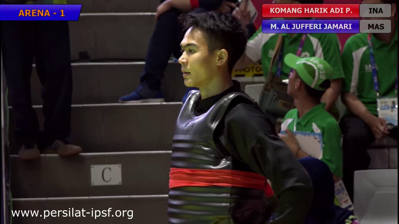 Asian Games 2018 Final Class E Male (Indonesia Vs Malaysia)