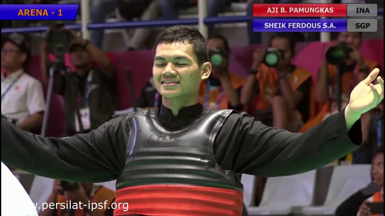 Asian Games 2018 Final Class I Male (Indonesia Vs Singapore)