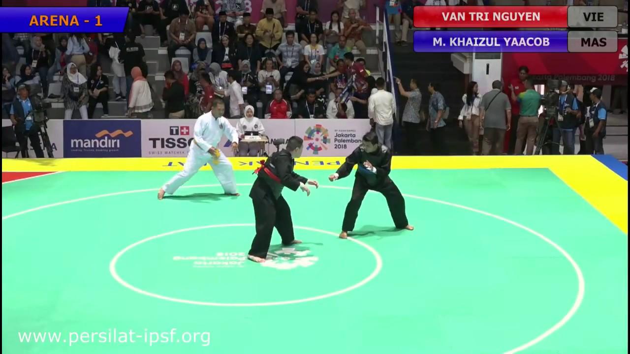 Asian Games 2018 Final Class J Male (Vietnam Vs Malaysia)