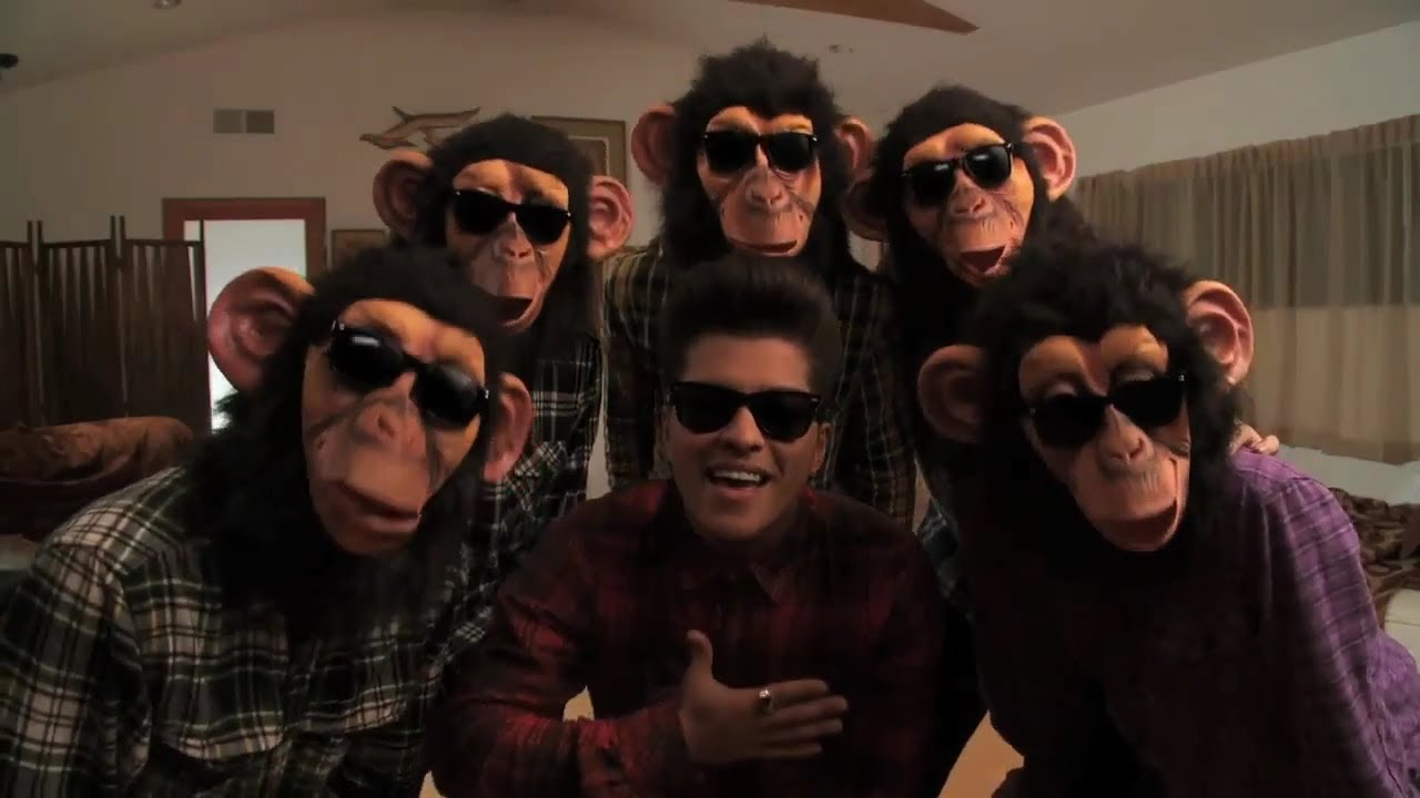 Bruno Mars – The Lazy Song (Official Music Video)