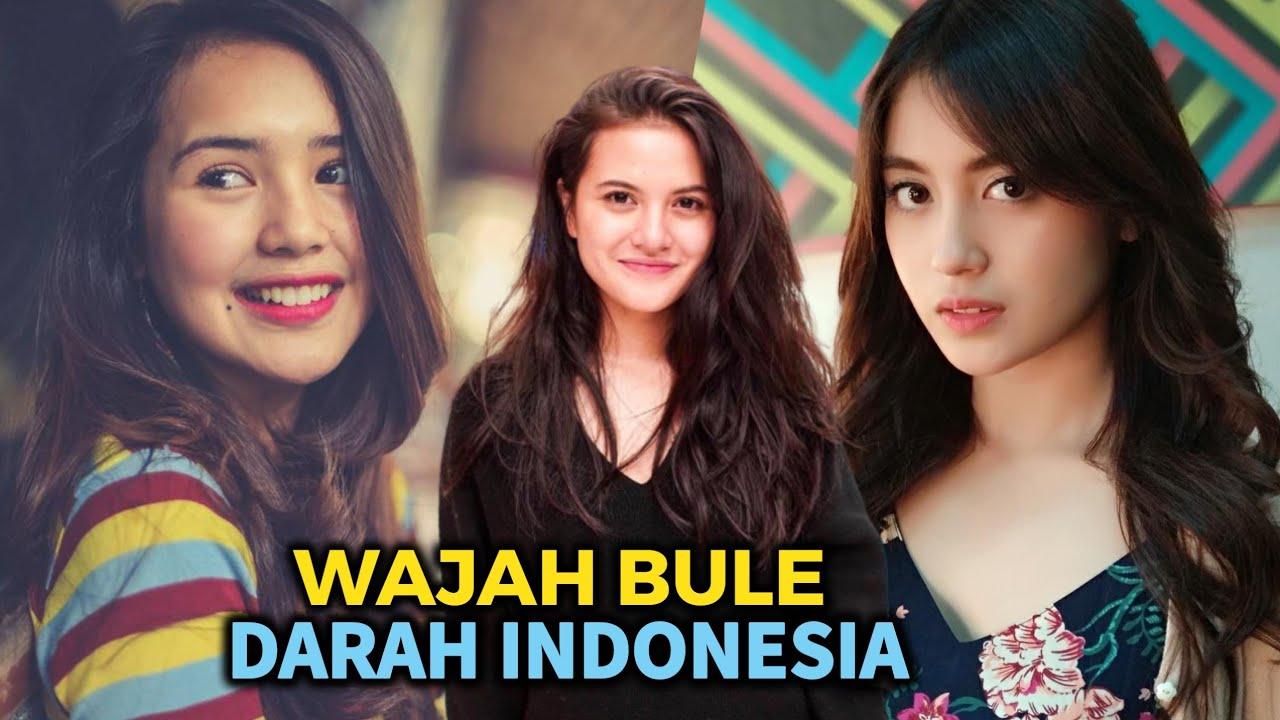 Daftar Artis Indonesia Yang Mirip Bule (Londo)