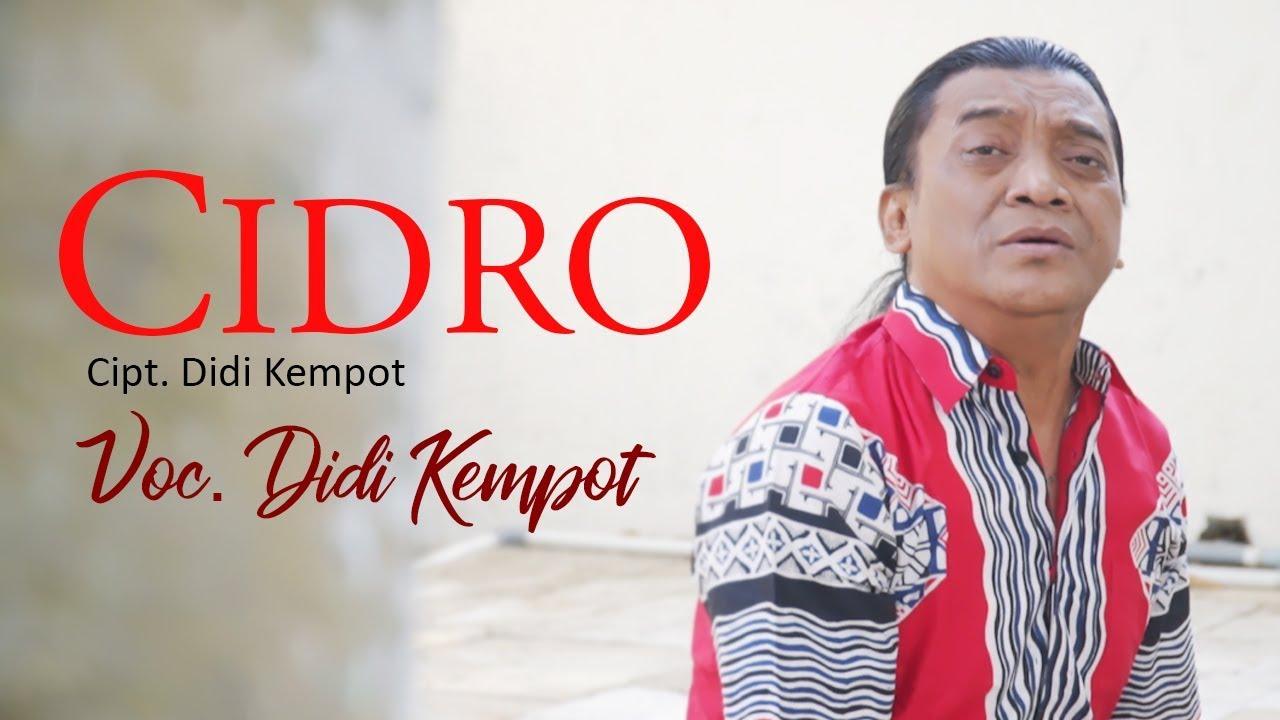 Didi Kempot – Cidro (Official Music Video)