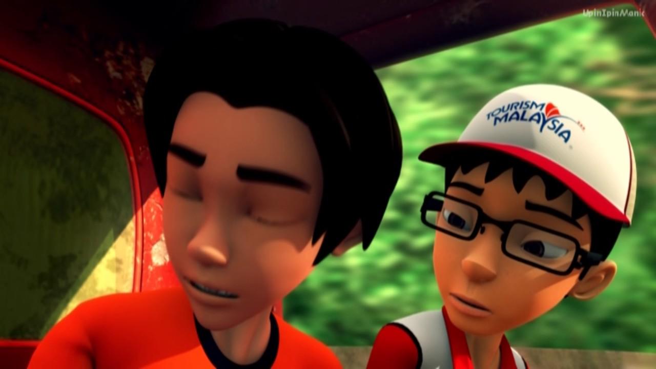 Film Upin & Ipin Pengembaraan Bermula (Full HD, 4K)