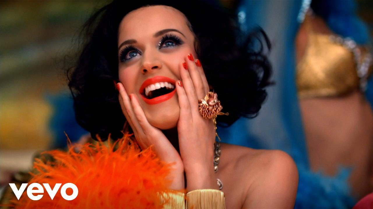 Katy Perry – Waking Up In Vegas (Official Music Video)
