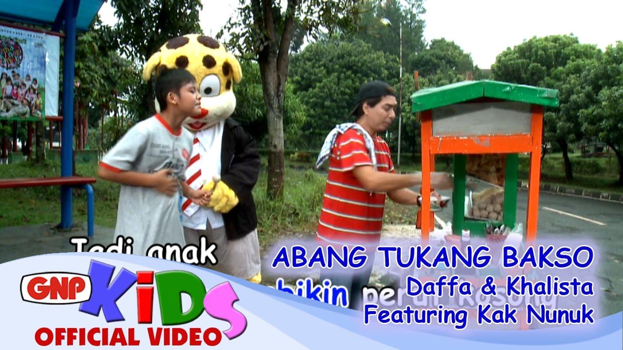 Lagu Anak Abang Tukang Bakso – Daffa & Khalista (Lagu Anak Indonesia Terpopuler)