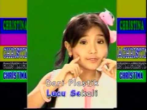 Lagu Anak Christina – Boneka Barbie (Lagu Anak Indonesia Terpopuler) Official Music Video