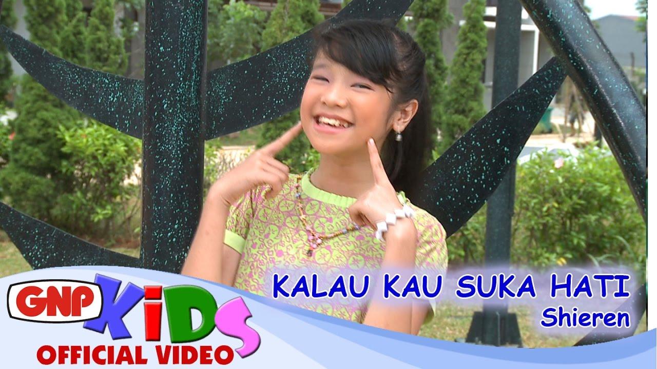 Lagu Anak Kalau Kau Suka Hati – Shieren & Ebril (Lagu Anak Indonesia Terpopuler)