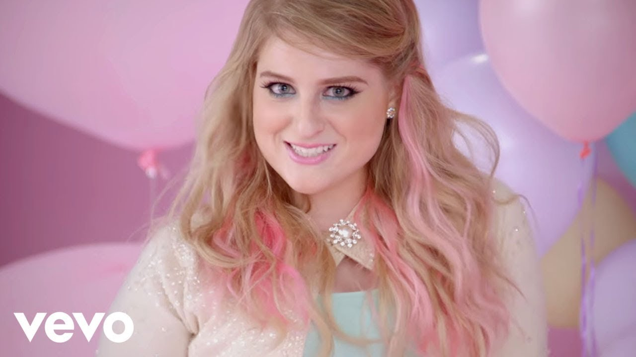Meghan Trainor – All About That Bass (Official Music Video)