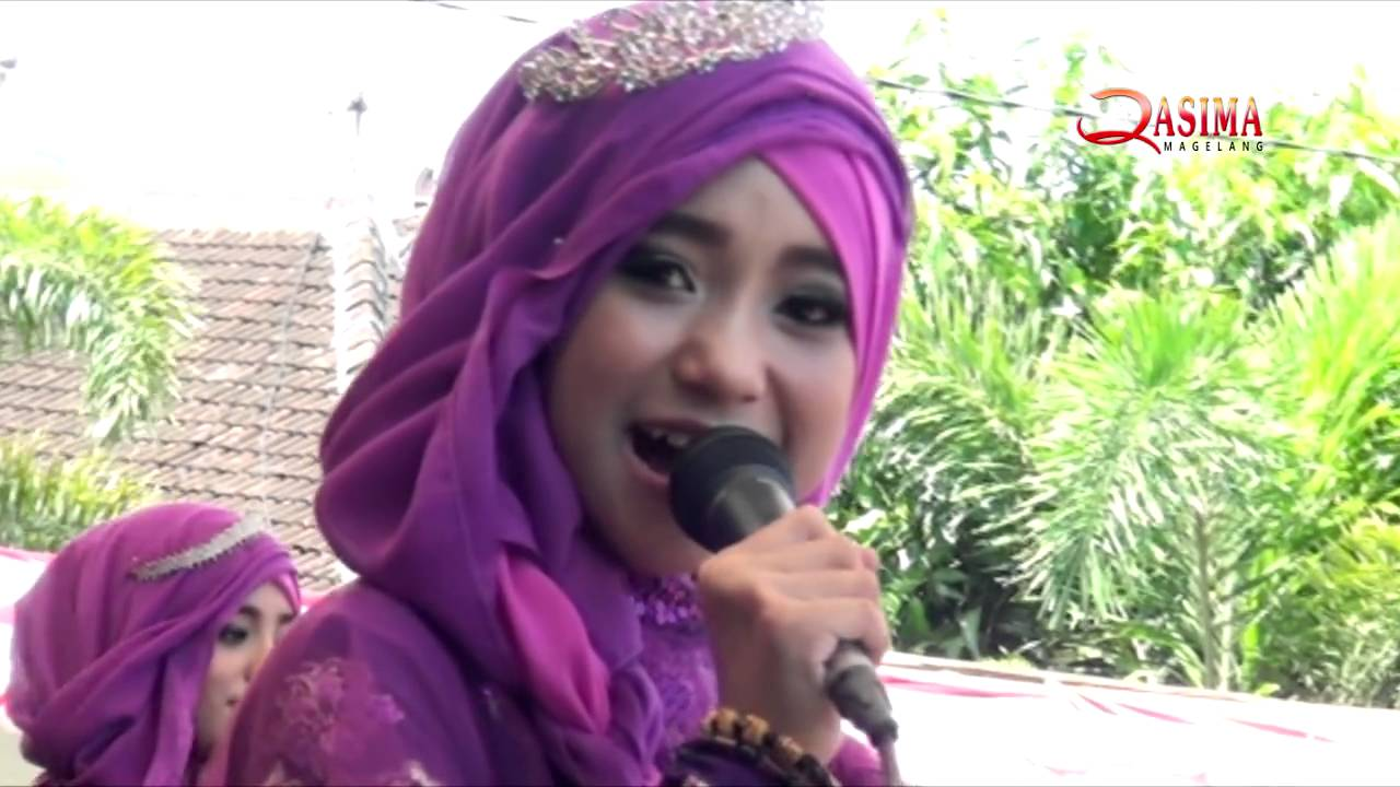 Qasima – Birunya Cinta ( Official Live Video Music )