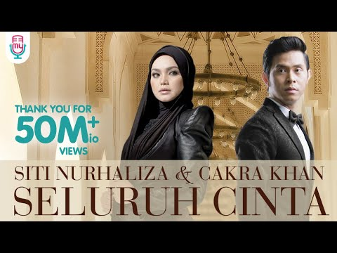Siti Nurhaliza & Cakra Khan – Seluruh Cinta (Official Lyric Video)