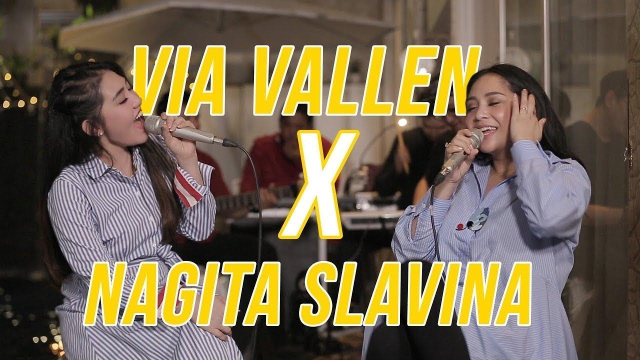 Via Vallen Feat. Nagita Slavina – Kekasih Bayangan (Official Live Rans Music)