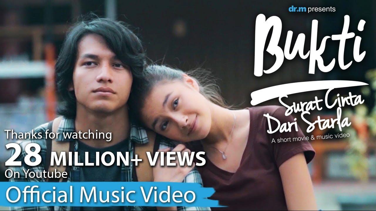 Virgoun – Bukti (Official Music Video)