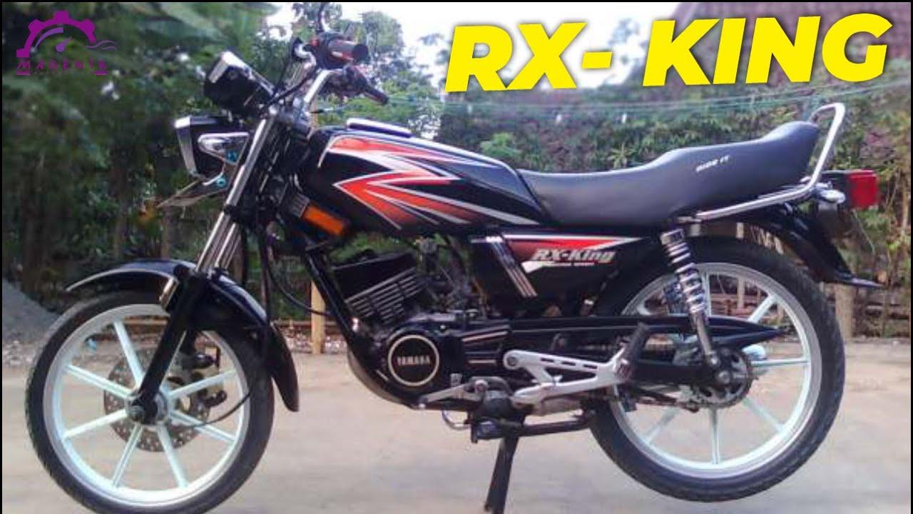 Yamaha RX King Jadi Primadona Harga Menggila