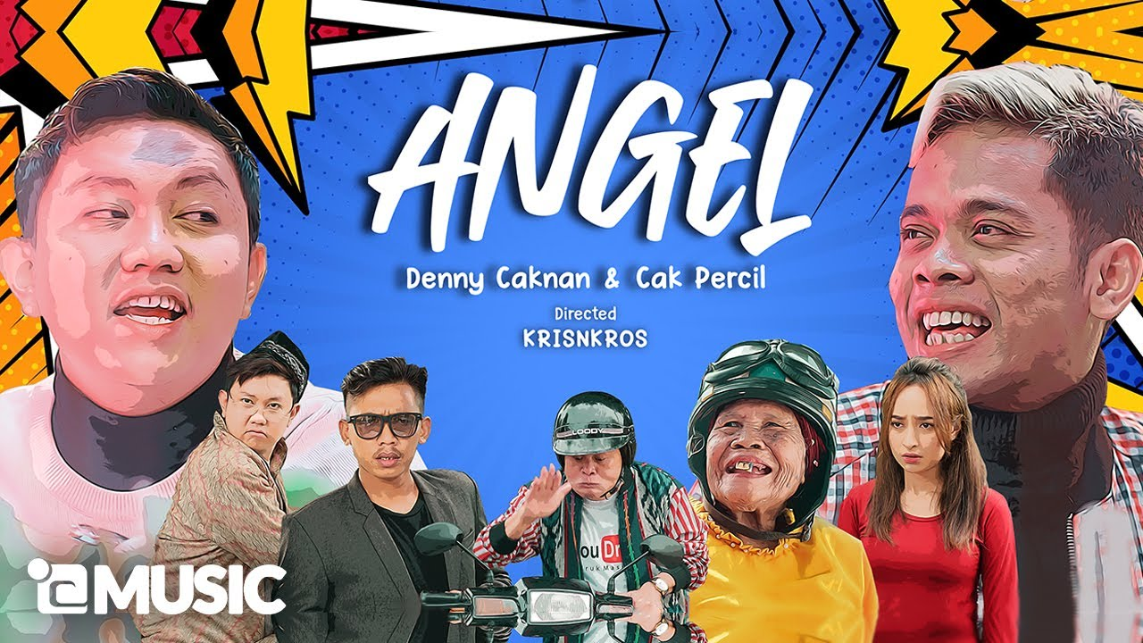 ANGEL – Denny Caknan feat. Cak Percil (Official Music Video)