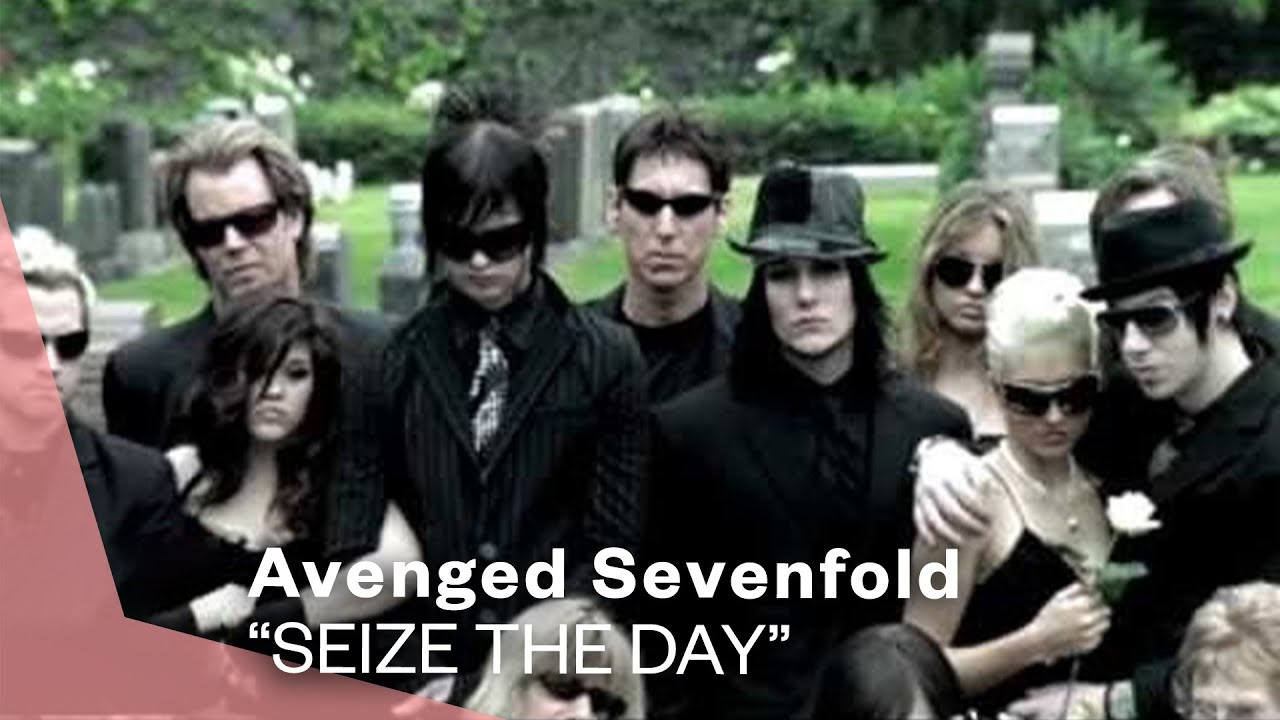 Avenged Sevenfold – Seize The Day (Official Music Video)   Warner Vault