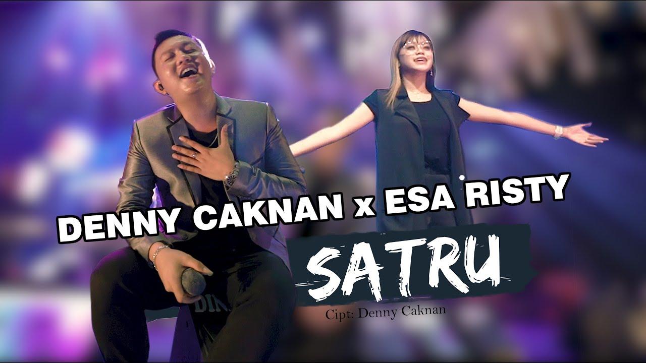 DENNY CAKNAN Ft. ESA RISTY – SATRU – LIVE IN LAMONGAN (OFFICIAL LIVE MUSIC)
