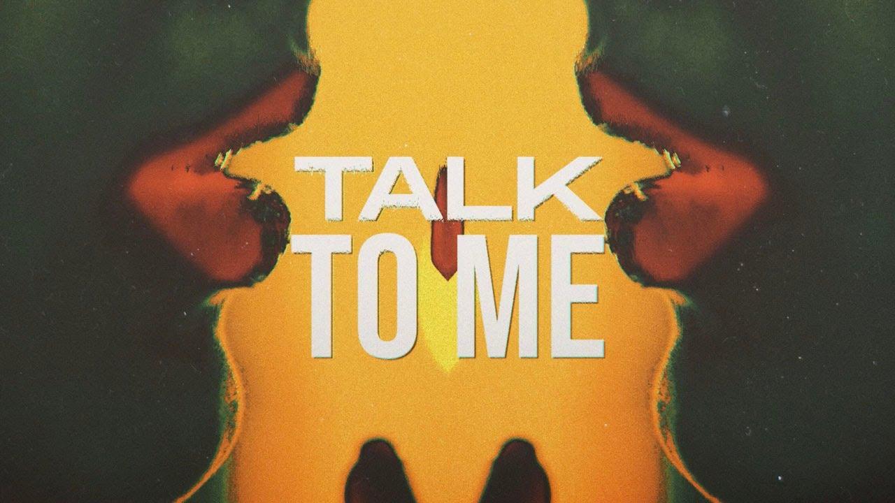 Mark Mendy – Talk To Me (Lyric Video) ft. Séb Mont