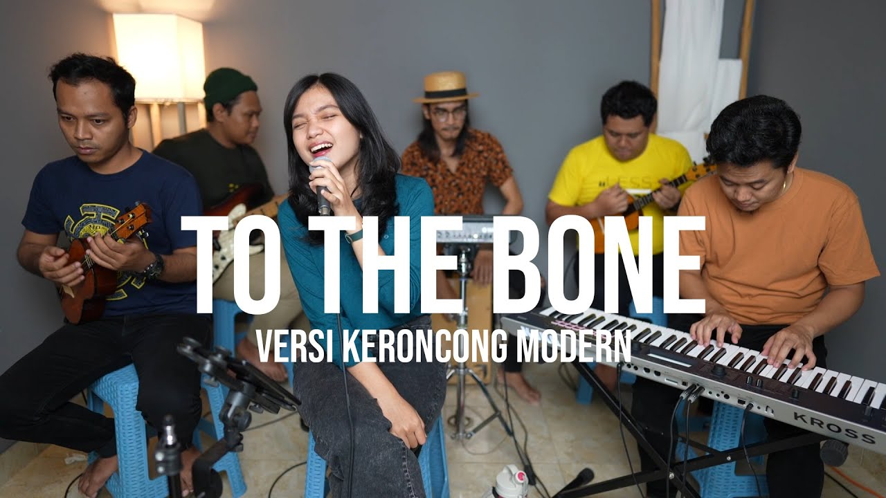 Pamungkas – To The Bone cover Remember Entertainment