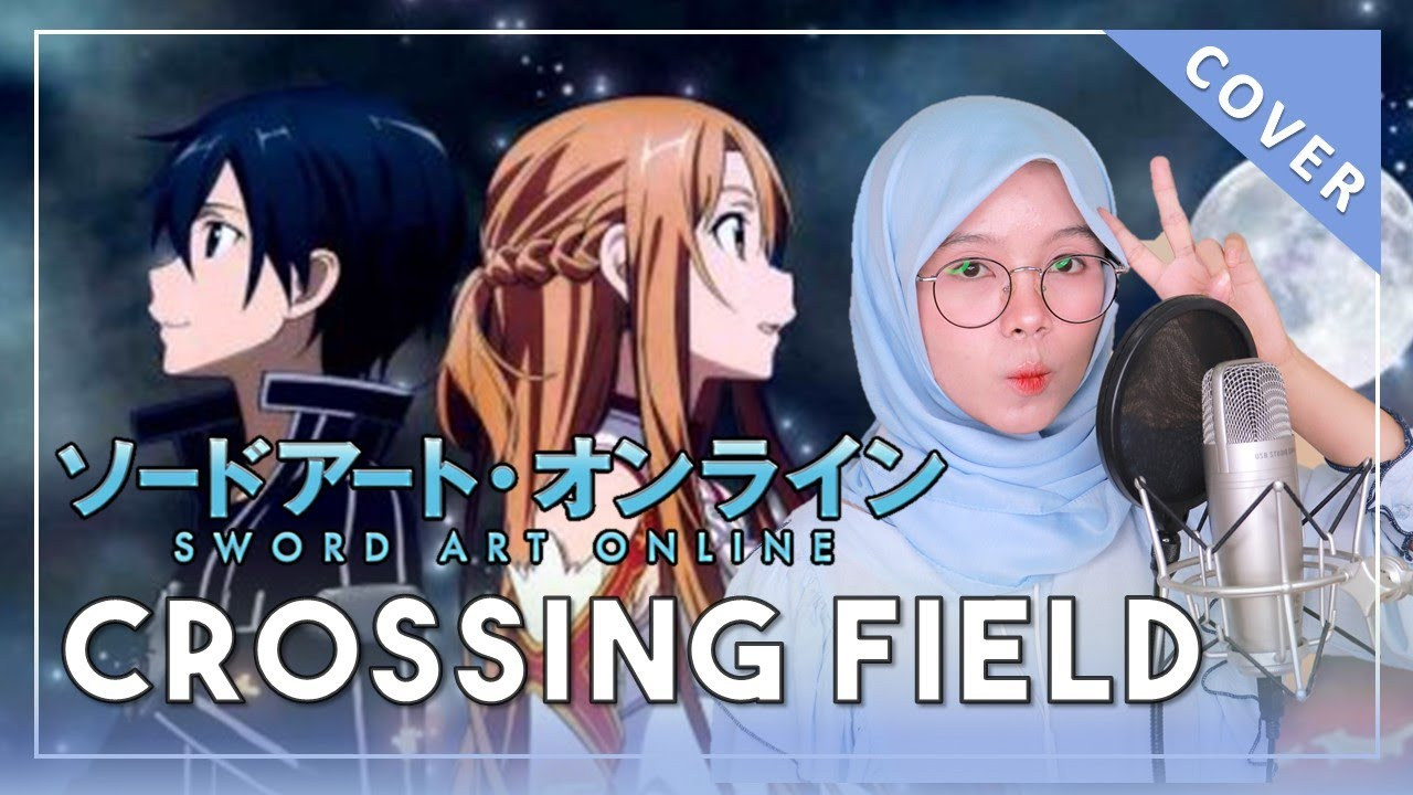 【Rainych】 Crossing Field   Sword Art Online OP 1 – LiSA (cover)