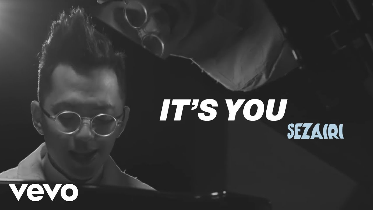 Sezairi – It's You (Official Music Video)