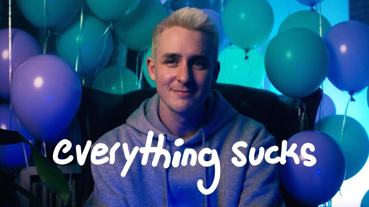 vaultboy – everything sucks (Official Music Video)