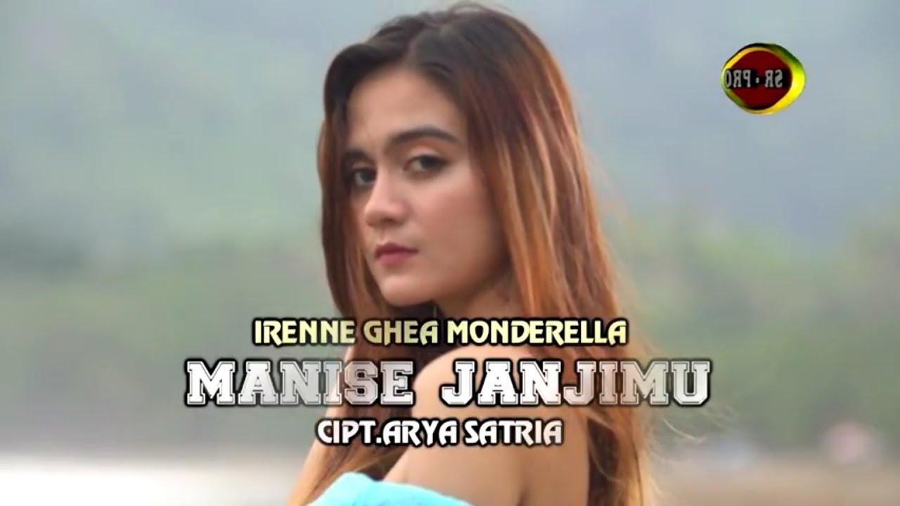 Bule Cantik Irenne Ghea Monderella Nyanyi Lagu Manise Janjimu (Official Music Video)