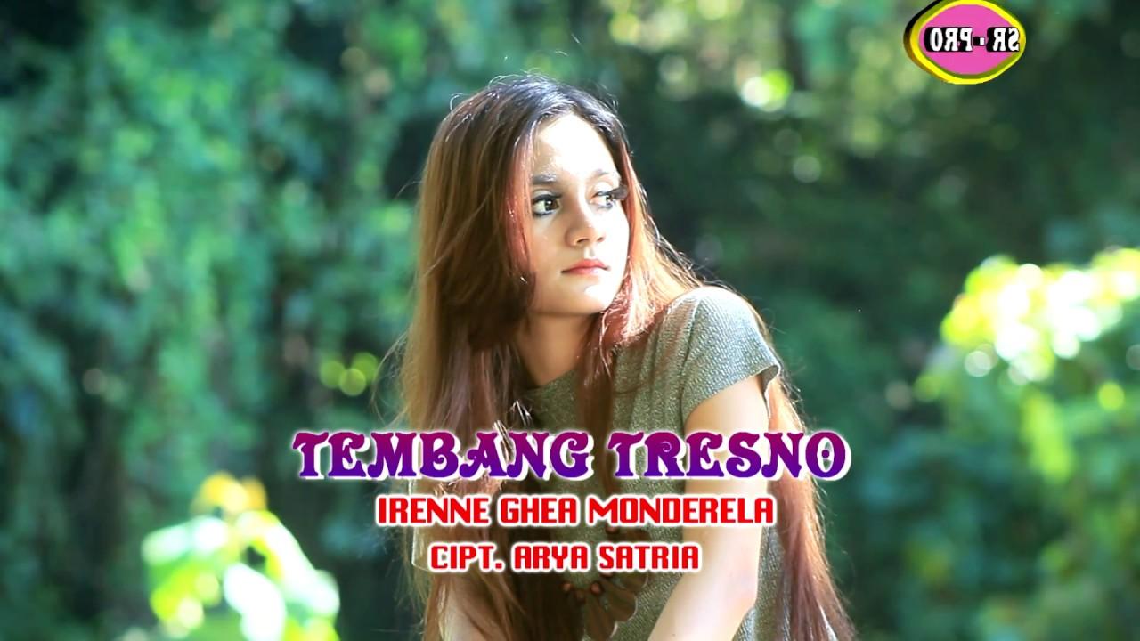Bule Cantik Irenne Ghea Monderella Nyanyi Lagu Tembang Tresno (Official Music Video)