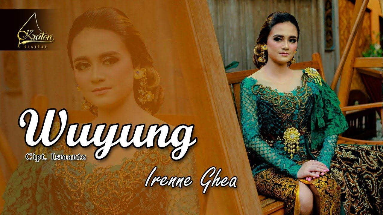 Bule Cantik Irenne Ghea Nyanyi Langgam Campursari Wuyung (Official Music Video)