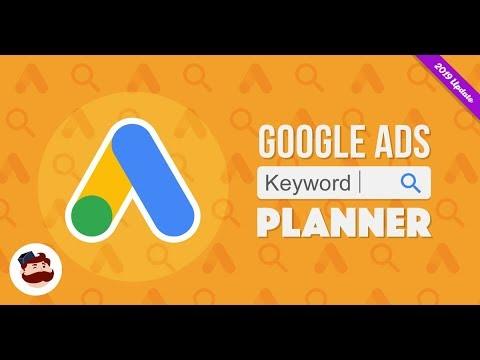 Cara Daftar Google Keyword Planner Tutorial SEO