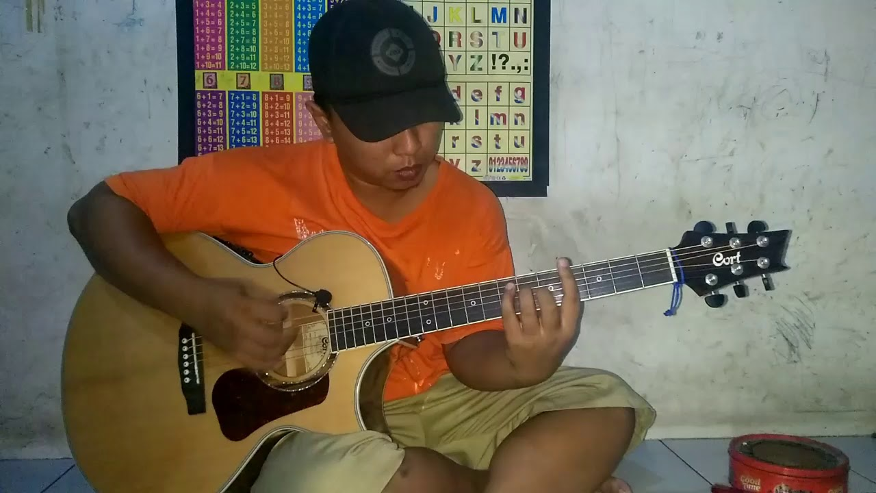 Cover Aku Mau – Once by Alip Ba Ta Master Fingerstyle Indonesia