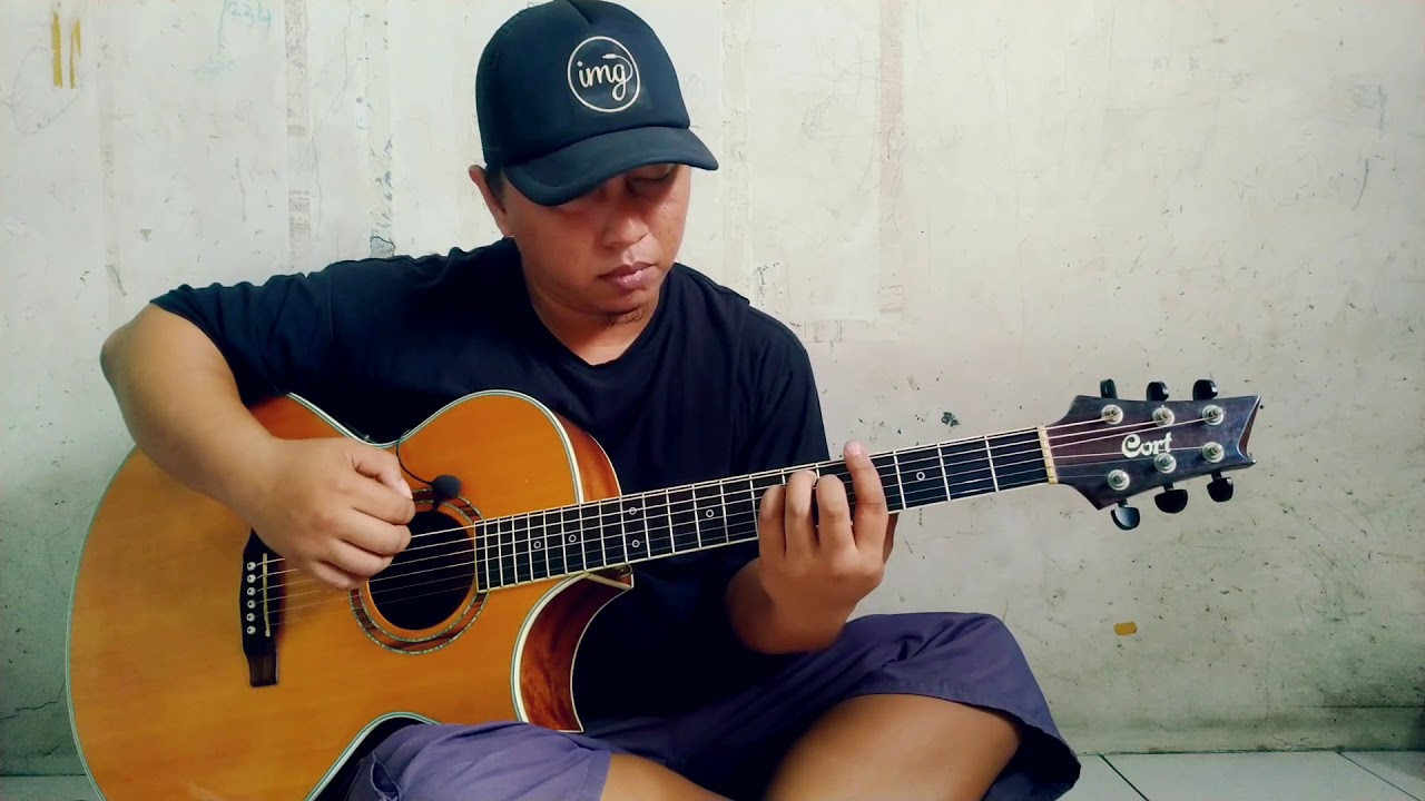 Cover Another Day – Dream Theater by Alip Ba Ta Master Fingerstyle Indonesia