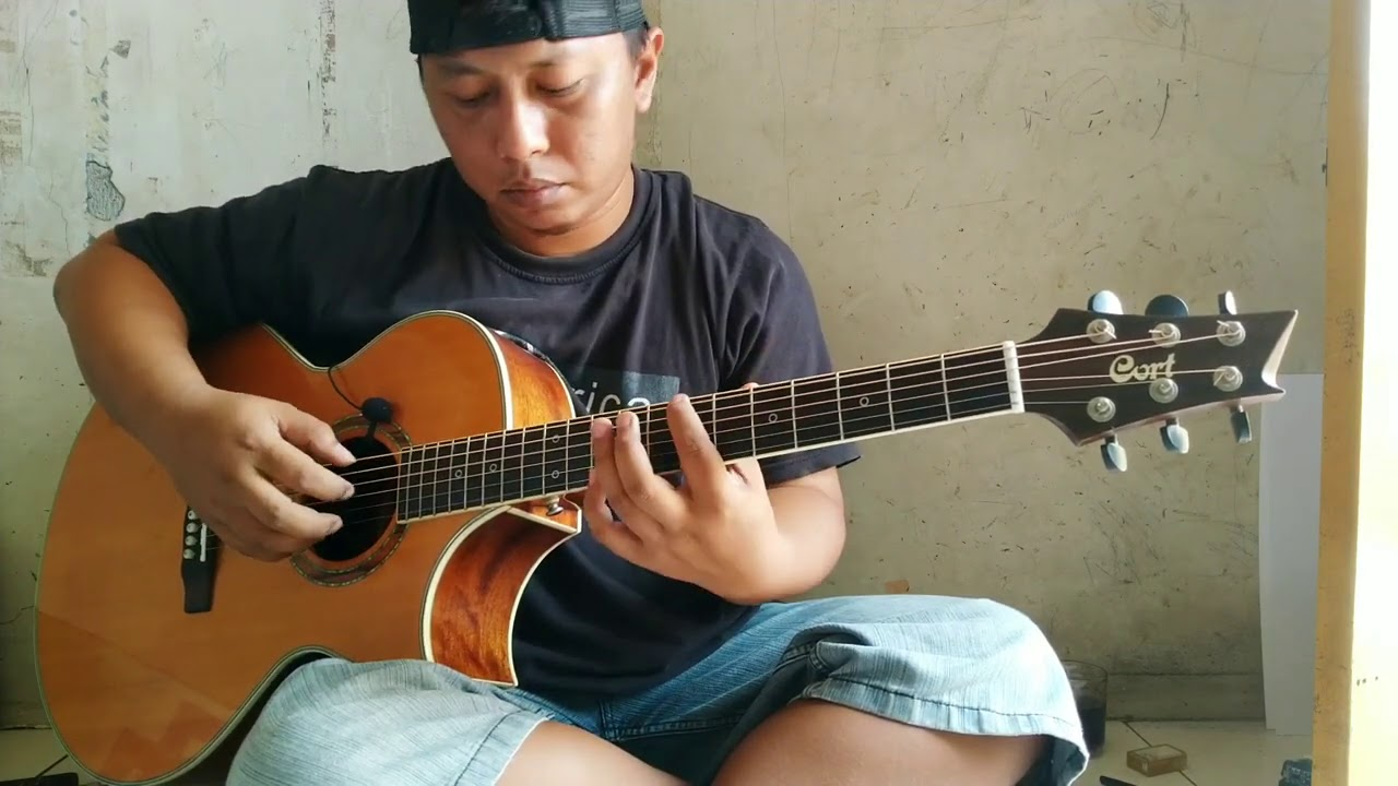 Cover Apuse Papua by Alip Ba Ta Master Fingerstyle Indonesia