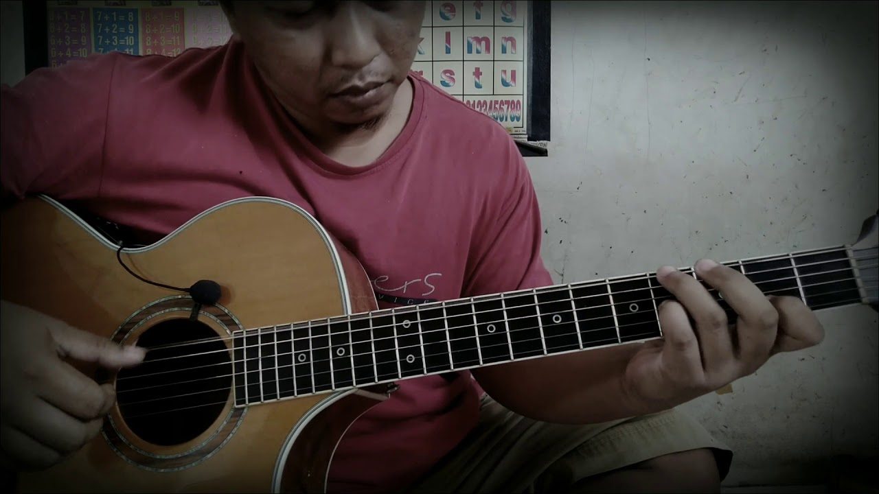 Cover Bumiku Tak Lagi Ramah by Alip Ba Ta Master Fingerstyle Indonesia